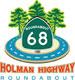 Full Night-time Closure Of Highway 68 Bridge Over Highway 1 On September 8